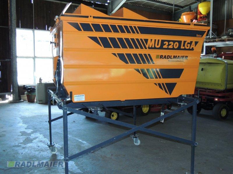 Grassammelcontainer & Laubsammelcontainer a típus Loipfinger / Kalinke M-220LGA, Neumaschine ekkor: Babensham (Kép 1)