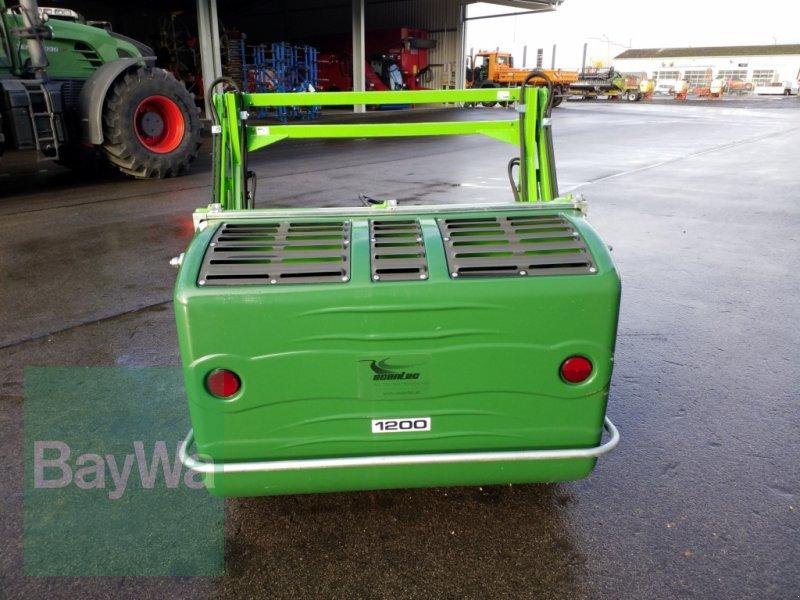 Grassammelcontainer & Laubsammelcontainer des Typs Scantec MC 120 H, Gebrauchtmaschine in Bamberg (Bild 5)