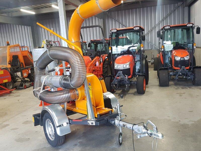 Grassammelcontainer & Laubsammelcontainer typu Votex LVG546A Laubverladegebläse, Neumaschine w Olpe (Zdjęcie 2)