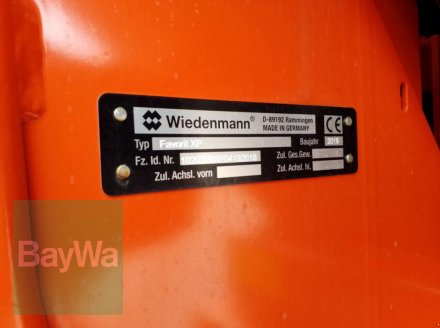 Grassammelcontainer & Laubsammelcontainer типа Wiedenmann FAVORIT XP 1200, Gebrauchtmaschine в Bamberg (Фотография 9)