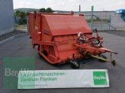 Wiedenmann GEBR. SUPER 400 fű-/lombgyűjtő konténer