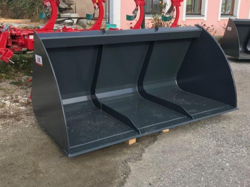 Greifer des Typs Big Dutchman Volumenschaufel 240 cm passend zu Dieci Aufnahme, Gebrauchtmaschine in Brunn an der Wild (Bild 1)