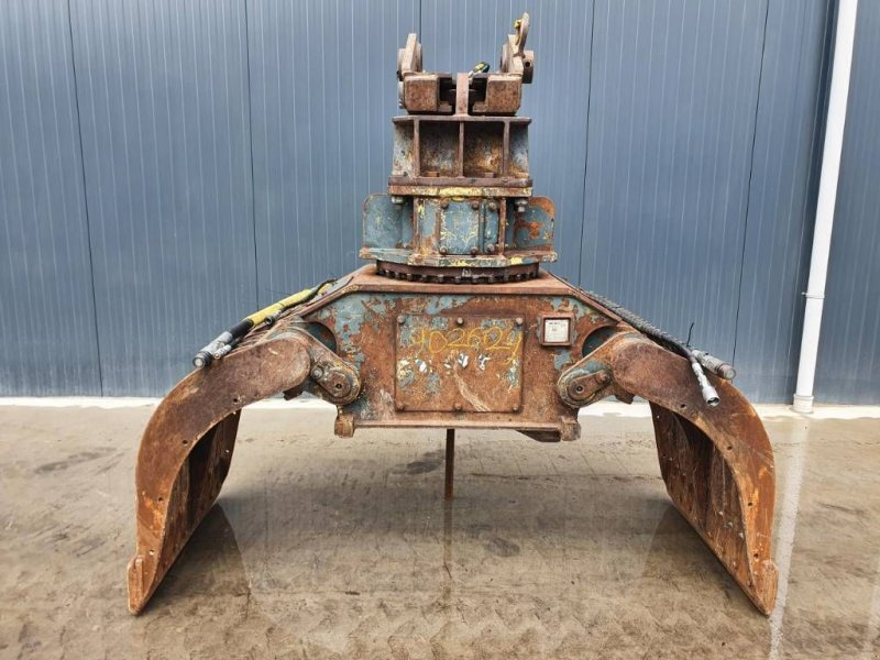 Greifer типа Caterpillar 320C / 320D / 323D / M318D / M322D, Gebrauchtmaschine в Venlo (Фотография 1)
