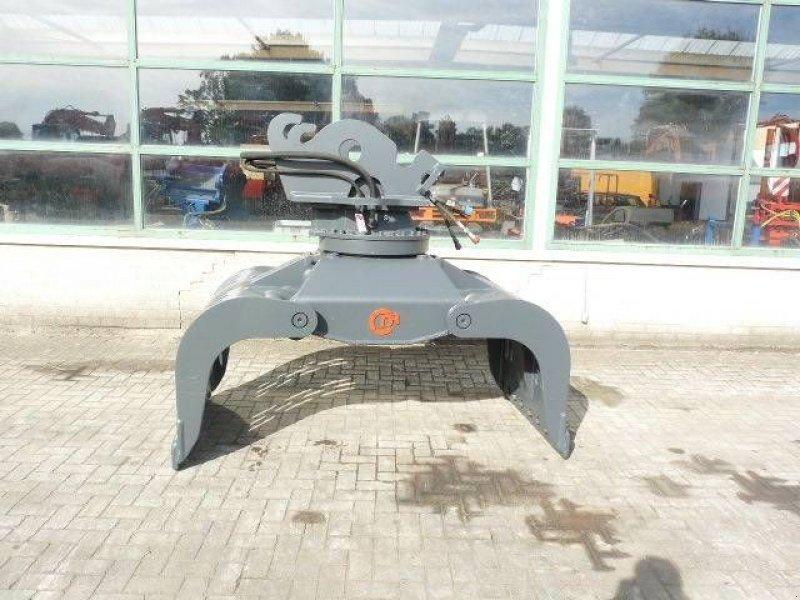Greifer des Typs Demarec DRG 36, Gebrauchtmaschine in Roosendaal (Bild 1)