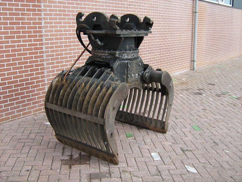 Greifer типа Kinshofer D20H-100, Gebrauchtmaschine в Barneveld (Фотография 1)