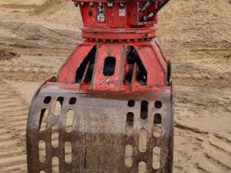 Greifer типа Rotar sorteerknijper/grijper rg15, Gebrauchtmaschine в Horssen (Фотография 8)