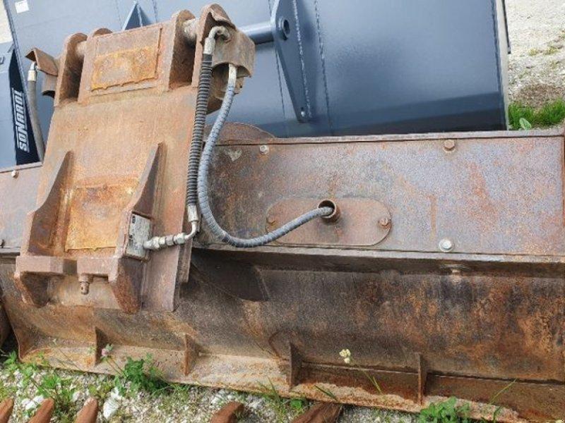 Greifer des Typs Sonstige BMT Böschungslöffel 200 cm mit SW2 Aufnahme, Gebrauchtmaschine in Brunn an der Wild (Bild 4)