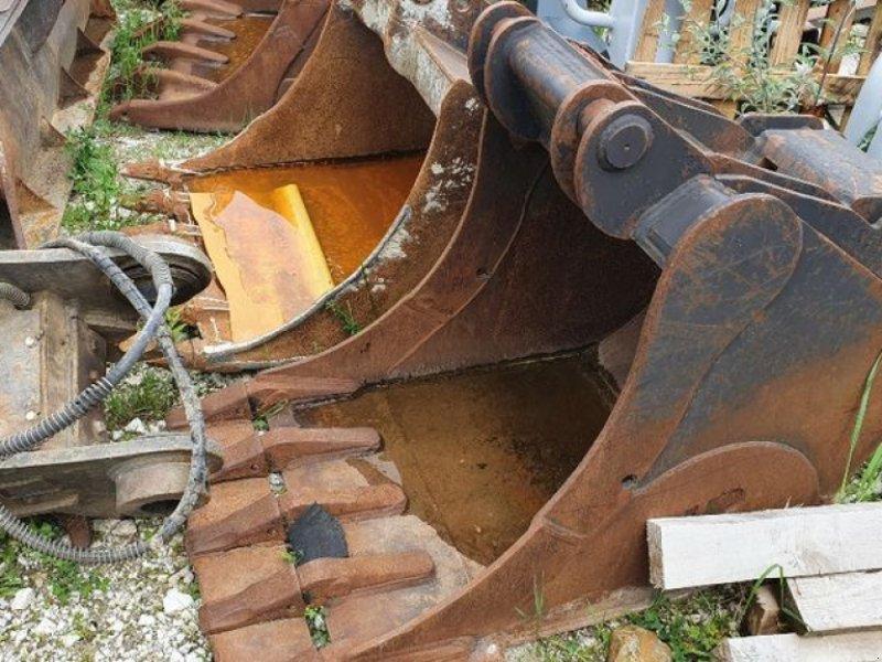 Greifer типа Sonstige BMT Tieflöffel 80 cm passend zu SW2Q Aufnahme, Gebrauchtmaschine в Brunn an der Wild (Фотография 1)