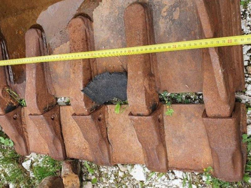 Greifer des Typs Sonstige BMT Tieflöffel 80 cm passend zu SW2Q Aufnahme, Gebrauchtmaschine in Brunn an der Wild (Bild 2)