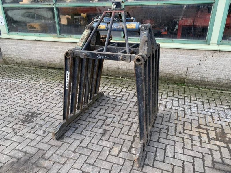 Greifer типа Sonstige Kennis stenen klem, Gebrauchtmaschine в Roosendaal (Фотография 1)