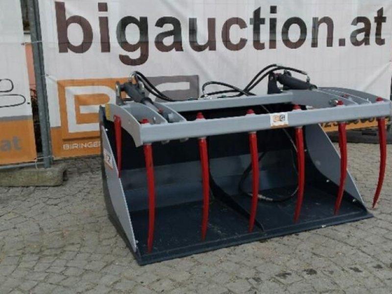 Greifer типа Sonstige Krokodilschaufel 210 cm zu Bobcat Teleskoplader, Neumaschine в Brunn an der Wild (Фотография 1)