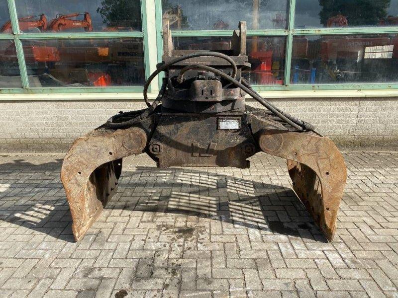 Greifer типа Sonstige Verachterd Grijper, Gebrauchtmaschine в Roosendaal (Фотография 1)