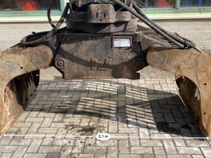 Greifer типа Sonstige Verachterd Grijper, Gebrauchtmaschine в Roosendaal (Фотография 6)