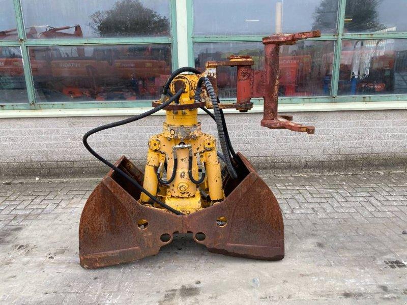 Greifer типа Sonstige Zanetis GRIJPER, Gebrauchtmaschine в Roosendaal (Фотография 1)
