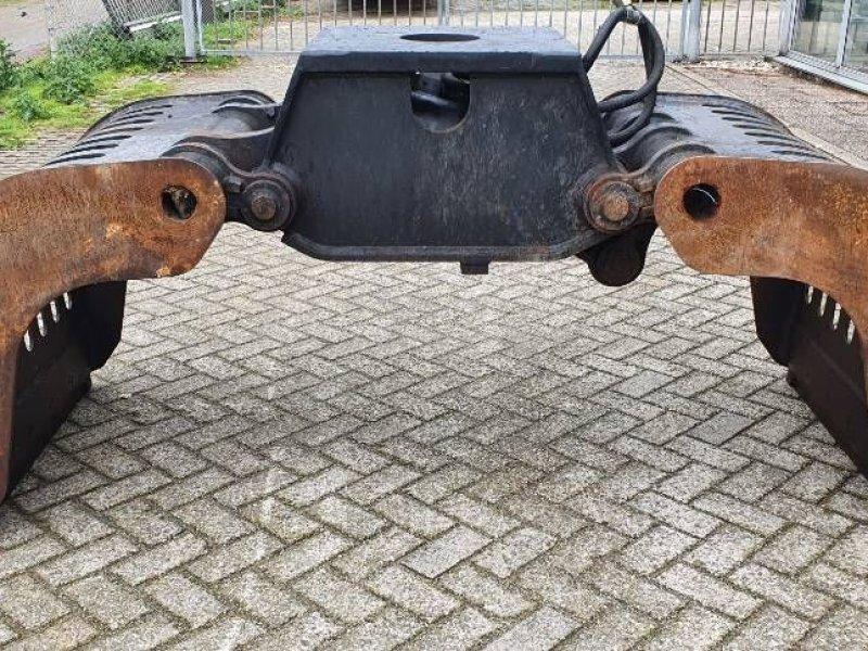 Greifer типа Sonstige Zijtveld sorteergrijper 1400kg vast, Gebrauchtmaschine в Horssen (Фотография 1)