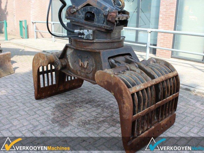 Greifer des Typs Verachtert VRG-30/2-D, Gebrauchtmaschine in Vessem (Bild 7)