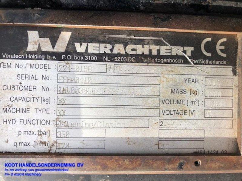 Greifer des Typs Verachtert VRG 30 Sorteergrijper cw 30, Gebrauchtmaschine in Nieuwerkerk aan den  (Bild 4)