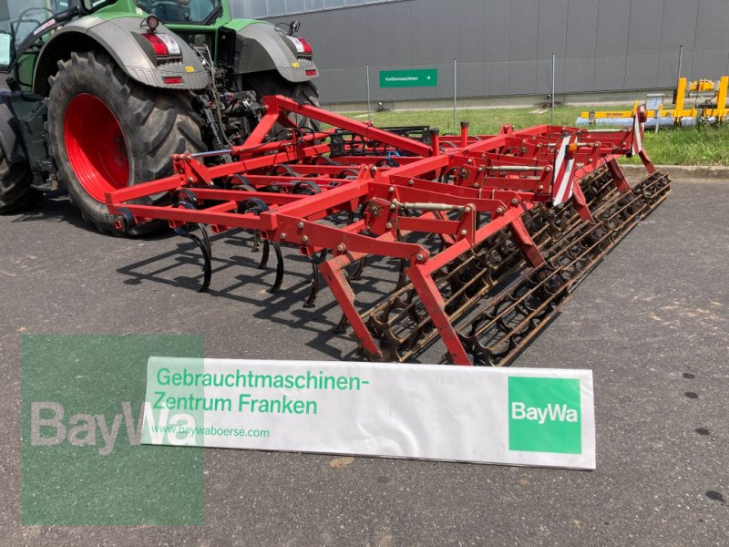 Großfederzinkenegge/Federzinkengrubber du type Agri Farm Eurocult II 5 Meter Arbeitsbreite, Gebrauchtmaschine en Giebelstadt (Photo 1)