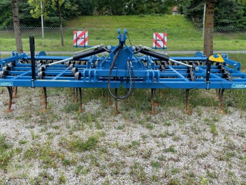 Großfederzinkenegge/Federzinkengrubber типа Agripol Kobalt 500 H, Neumaschine в Beilngries (Фотография 1)