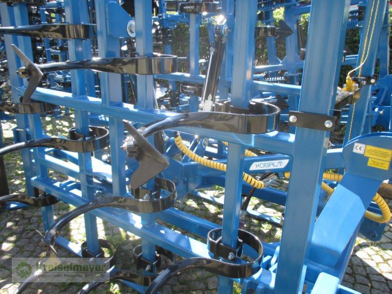 Großfederzinkenegge/Federzinkengrubber типа Agripol Leichtgrubber Kobalt 400 mit Flacheisenwalze, Neumaschine в Feuchtwangen (Фотография 1)