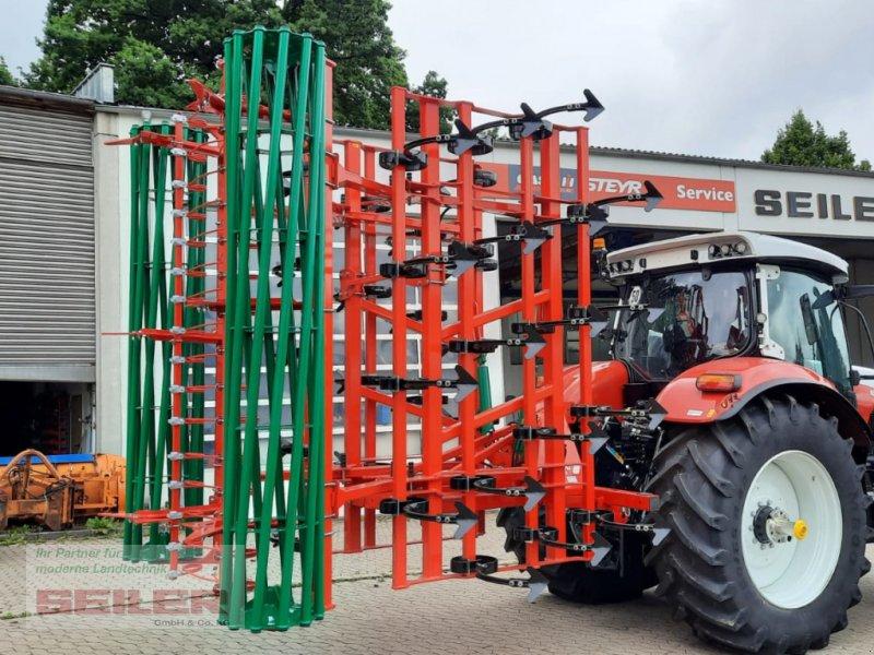 Großfederzinkenegge/Federzinkengrubber типа Agro-Masz APS 60 H Großfederzinkenegge, Neumaschine в Ansbach (Фотография 1)