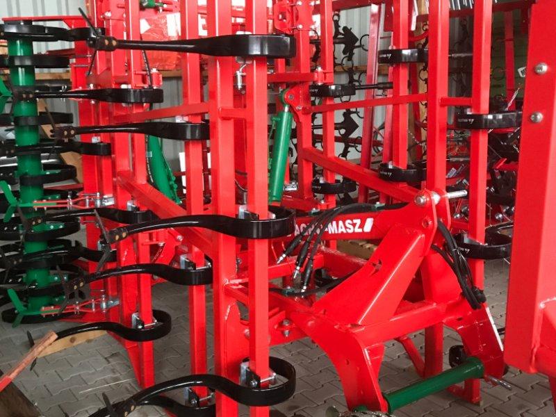 Großfederzinkenegge/Federzinkengrubber типа Agro-Masz Vibro 40, Neumaschine в Heustreu (Фотография 1)