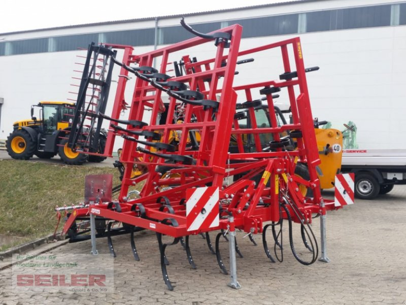 Großfederzinkenegge/Federzinkengrubber типа Evers Dales JV-32 5-balkige Großfederzinkenegge 5m, Neumaschine в Ansbach (Фотография 1)