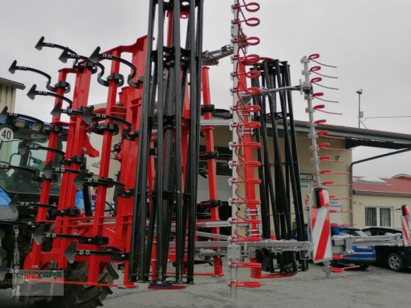 Großfederzinkenegge/Federzinkengrubber типа PremiumLtd Horen 500, Neumaschine в Rehau (Фотография 1)
