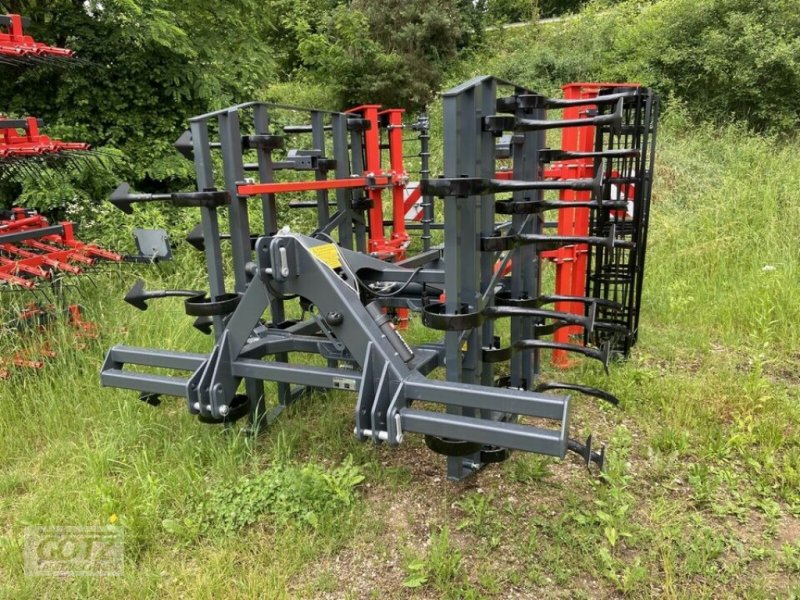 Großfederzinkenegge/Federzinkengrubber типа Saphir ALLSTAR PROFI 401, Neumaschine в Schwabach Wolkersdorf (Фотография 1)