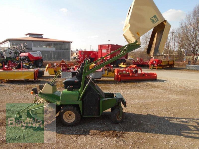 Großflächenmäher des Typs Amazone PROFIHOPPERP H125, Gebrauchtmaschine in Mindelheim (Bild 3)