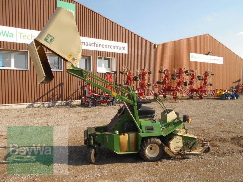 Großflächenmäher des Typs Amazone PROFIHOPPERP H125, Gebrauchtmaschine in Mindelheim (Bild 4)