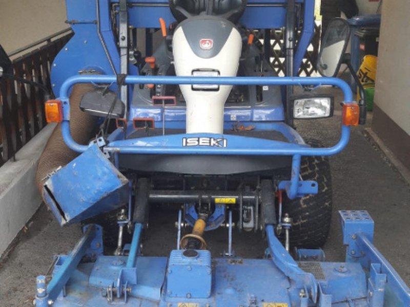 Großflächenmäher des Typs Iseki SF 310, Gebrauchtmaschine in Bühl (Bild 1)