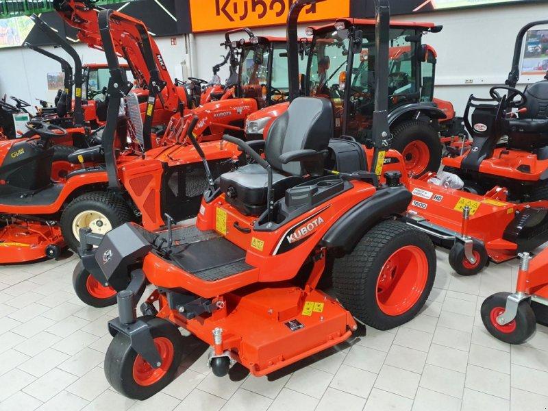 """Großflächenmäher des Typs Kubota ZD1211 """"Demo"""", Neumaschine in Olpe (Bild 1)"""