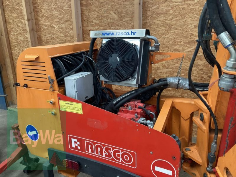 Großflächenmäher des Typs Rasco SPECTRA 6000, Gebrauchtmaschine in Obertraubling (Bild 2)
