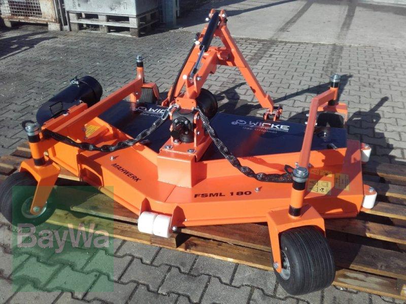 Großflächenmäher του τύπου Sondermaschinen Wicke Sichelmäher FSI 180 RA AM, Neumaschine σε Schernfeld (Φωτογραφία 1)