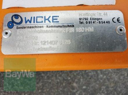 Großflächenmäher типа Wicke Frontmähwerk FSI 180 HM passend für Ladog, Gebrauchtmaschine в Bamberg (Фотография 5)