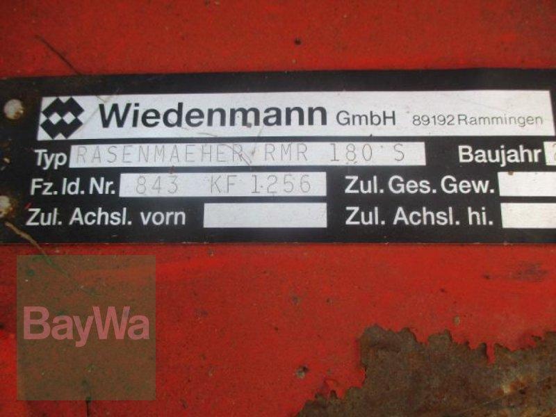 Großflächenmäher des Typs Wiedenmann RMR 180  #335, Gebrauchtmaschine in Schönau b.Tuntenhausen (Bild 5)
