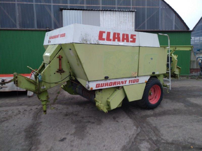 Großpackenpresse des Typs CLAAS Quadrant 1100 + 1150 ein Preis, Gebrauchtmaschine in Liebenwalde (Bild 1)