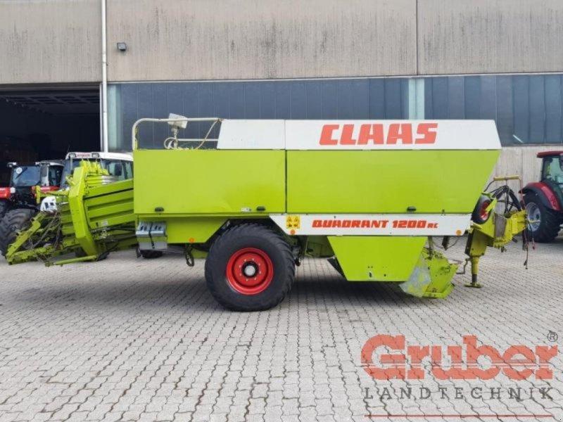 Großpackenpresse des Typs CLAAS Quadrant 1200 RC, Gebrauchtmaschine in Ampfing (Bild 1)