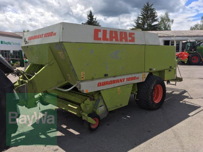 Großpackenpresse des Typs CLAAS Quadrant 1200 RC, Gebrauchtmaschine in Dinkelsbühl (Bild 3)