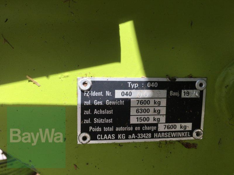 Großpackenpresse des Typs CLAAS Quadrant 1200 RC, Gebrauchtmaschine in Dinkelsbühl (Bild 17)