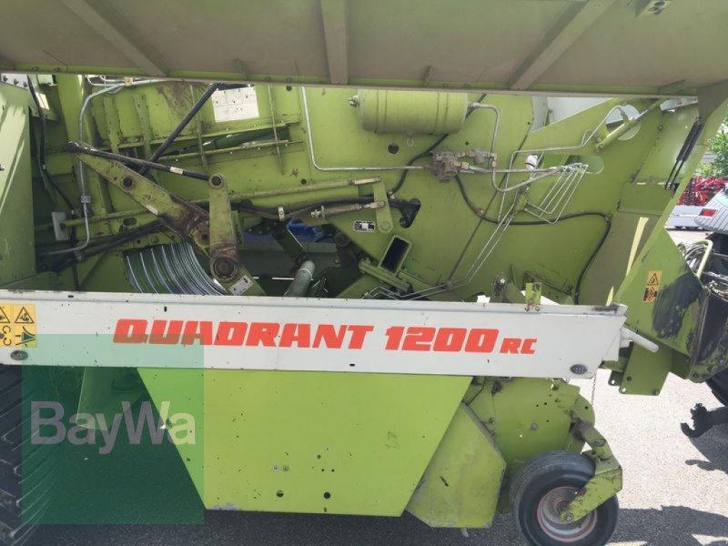 Großpackenpresse des Typs CLAAS QUADRANT 1200RC, Gebrauchtmaschine in Obertraubling (Bild 16)