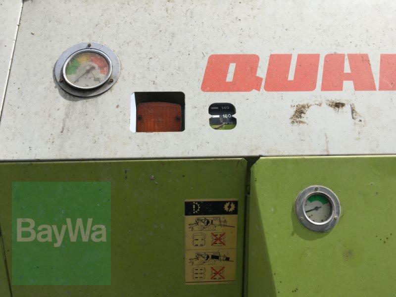 Großpackenpresse des Typs CLAAS QUADRANT 1200RC, Gebrauchtmaschine in Obertraubling (Bild 10)