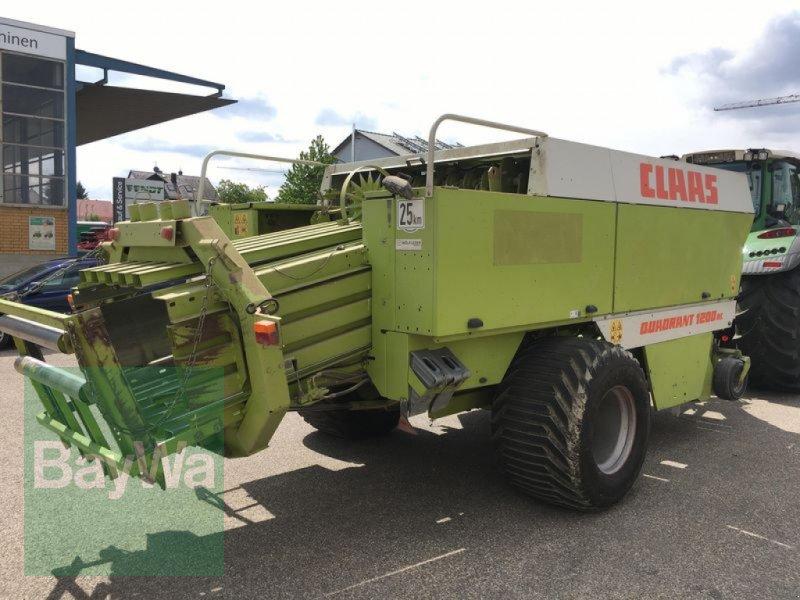 Großpackenpresse des Typs CLAAS Quadrant 1200RC, Gebrauchtmaschine in Obertraubling (Bild 5)