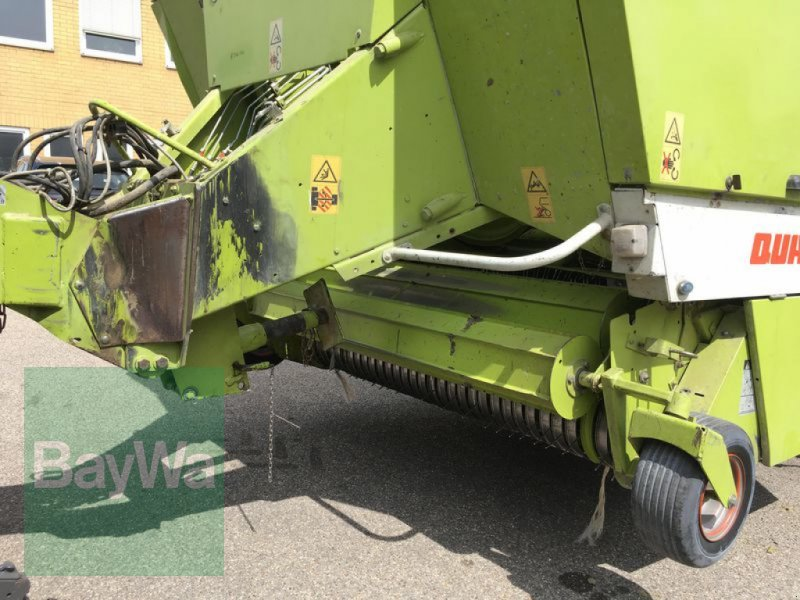 Großpackenpresse des Typs CLAAS Quadrant 1200RC, Gebrauchtmaschine in Obertraubling (Bild 15)