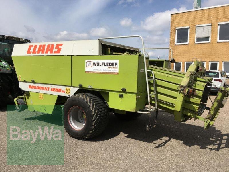 Großpackenpresse des Typs CLAAS Quadrant 1200RC, Gebrauchtmaschine in Obertraubling (Bild 2)