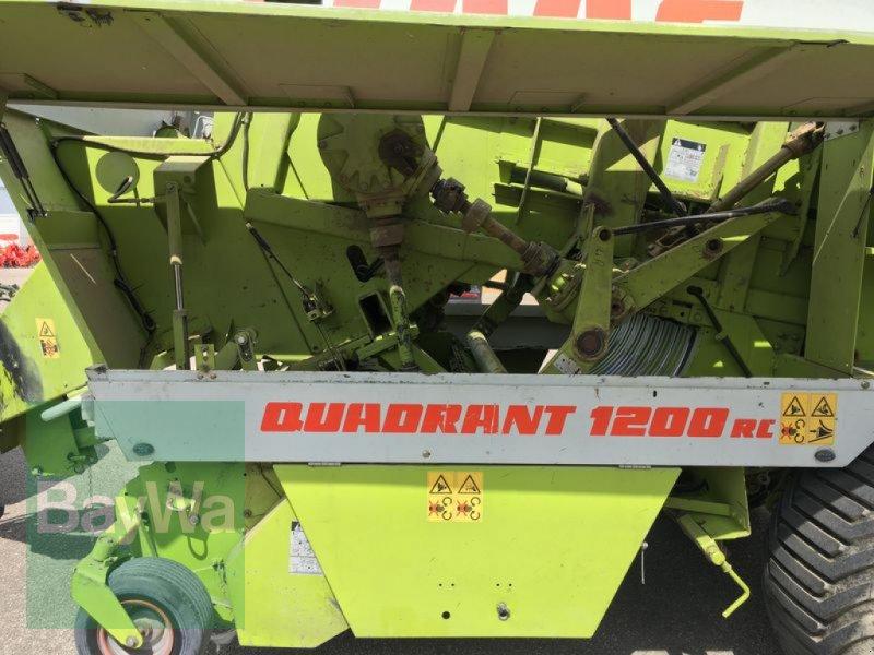 Großpackenpresse des Typs CLAAS Quadrant 1200RC, Gebrauchtmaschine in Obertraubling (Bild 17)