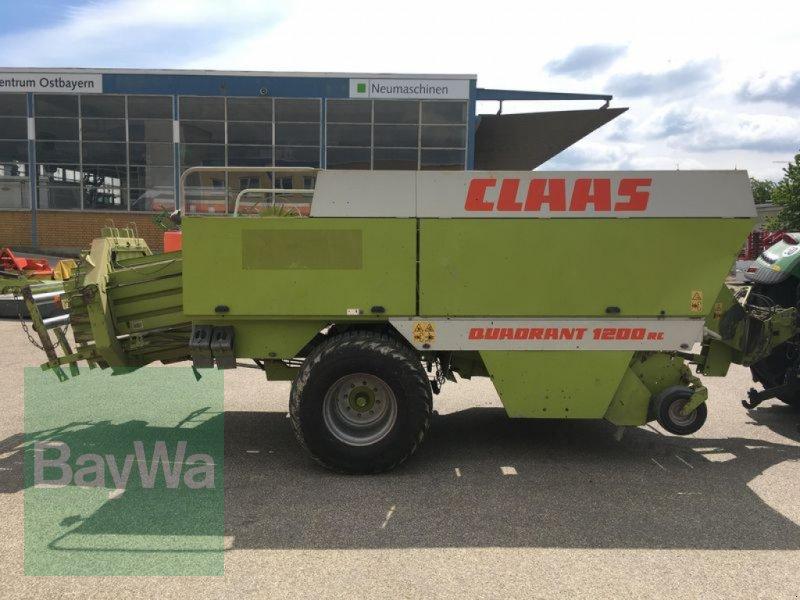 Großpackenpresse des Typs CLAAS Quadrant 1200RC, Gebrauchtmaschine in Obertraubling (Bild 6)