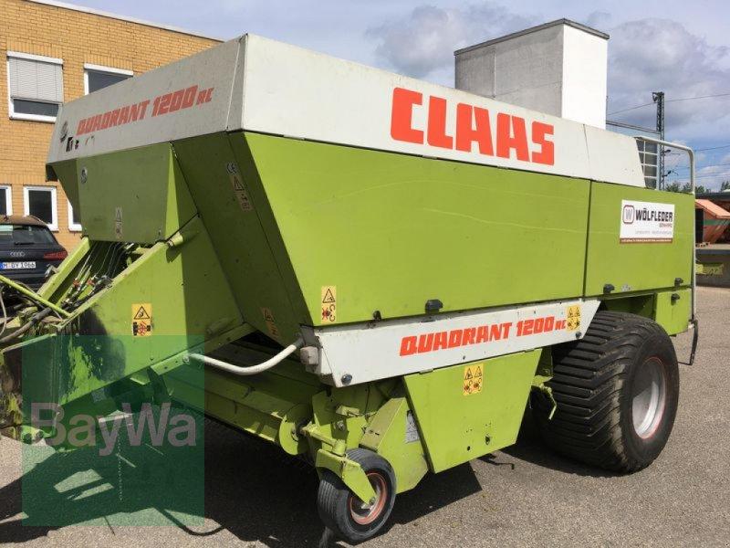 Großpackenpresse des Typs CLAAS Quadrant 1200RC, Gebrauchtmaschine in Obertraubling (Bild 9)