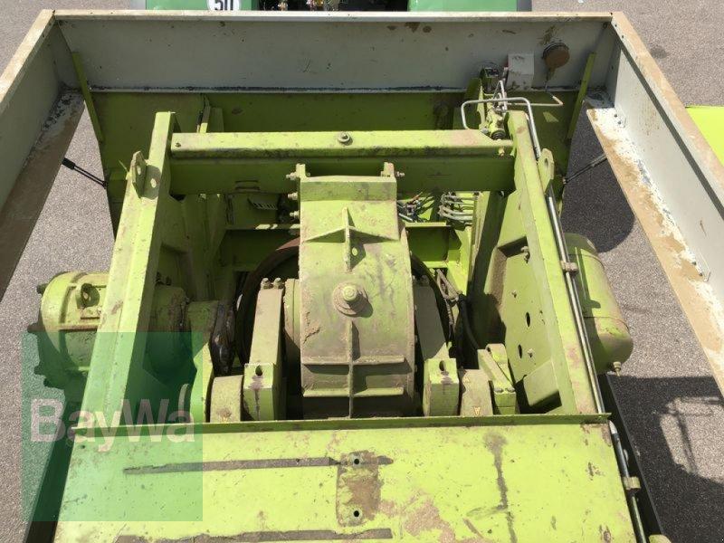Großpackenpresse des Typs CLAAS Quadrant 1200RC, Gebrauchtmaschine in Obertraubling (Bild 24)